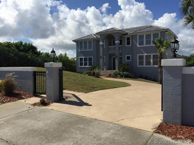4776 S Atlantic Avenue, Ponce Inlet, FL 32127 (MLS #1062803) :: Florida Life Real Estate Group