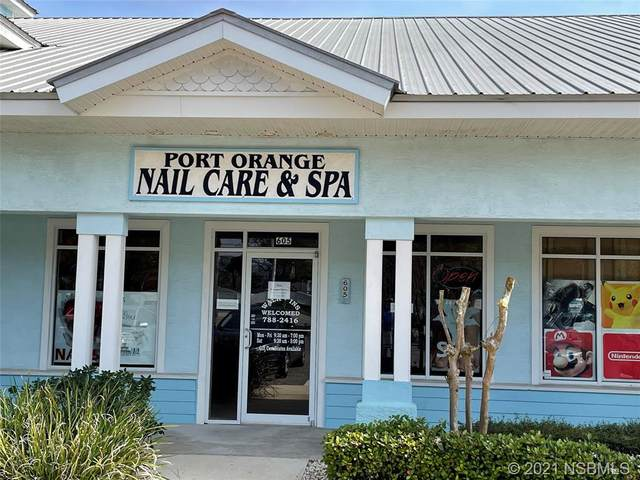 4649 Clyde Morris Boulevard #605, Port Orange, FL 32129 (MLS #1062838) :: Florida Life Real Estate Group