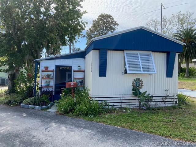 2201 Ridgewood Avenue #31, Edgewater, FL 32141 (MLS #1062956) :: Florida Life Real Estate Group