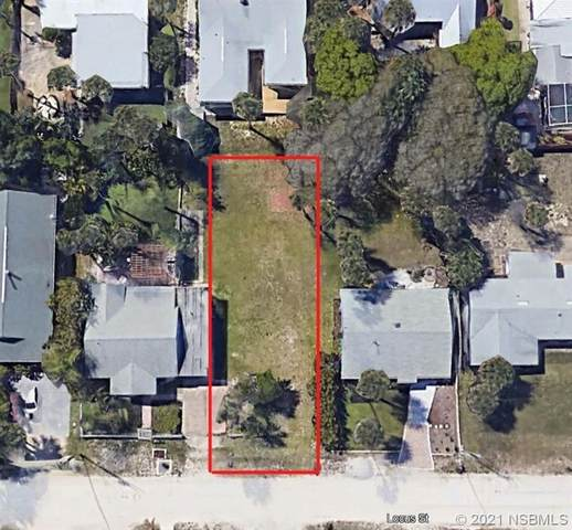 0 Locust Street, New Smyrna Beach, FL 32169 (MLS #1062991) :: Florida Life Real Estate Group
