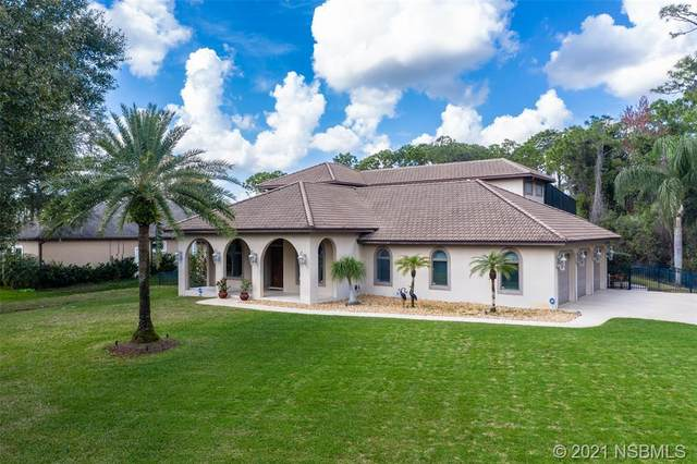 442 Sweet Bay Avenue, New Smyrna Beach, FL 32168 (MLS #1063011) :: Florida Life Real Estate Group