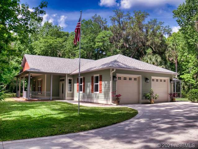 1850 Waterford Estates Drive, New Smyrna Beach, FL 32168 (MLS #1063026) :: Florida Life Real Estate Group