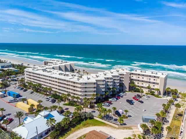 2401 S Atlantic Avenue E101, New Smyrna Beach, FL 32169 (MLS #1063061) :: BuySellLiveFlorida.com