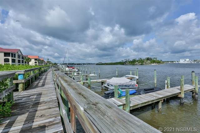 420 Bouchelle Drive #201, New Smyrna Beach, FL 32169 (MLS #1063062) :: Florida Life Real Estate Group