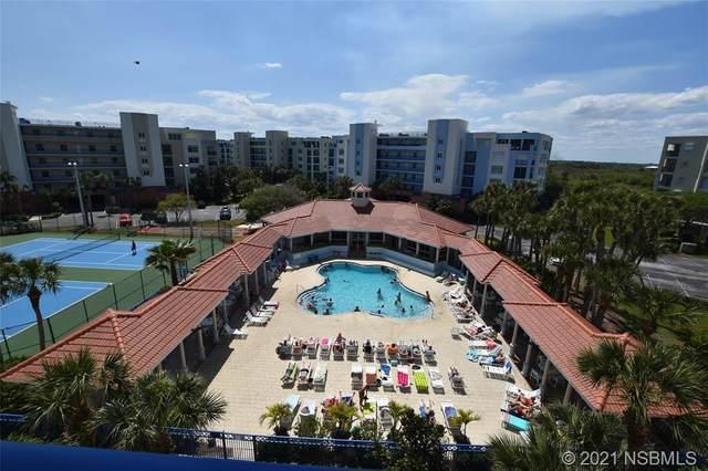 5300 S Atlantic Avenue #20505, New Smyrna Beach, FL 32169 (MLS #1063069) :: BuySellLiveFlorida.com