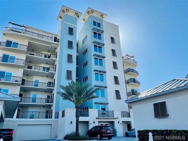 807 S Atlantic Avenue #602, New Smyrna Beach, FL 32169 (MLS #1063076) :: BuySellLiveFlorida.com