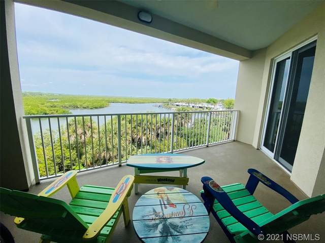 5 Riverwalk Drive 5-406, New Smyrna Beach, FL 32169 (MLS #1063078) :: Florida Life Real Estate Group