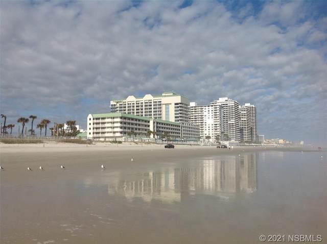 2700 N Atlantic Avenue #1219, Daytona Beach, FL 32118 (MLS #1063095) :: Florida Life Real Estate Group