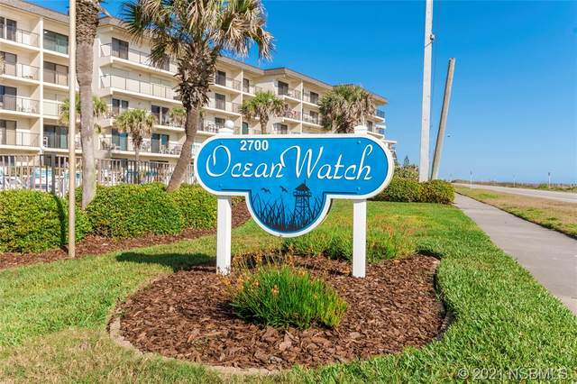 2700 Ocean Shore Boulevard #314, Ormond Beach, FL 32176 (MLS #1063099) :: Florida Life Real Estate Group