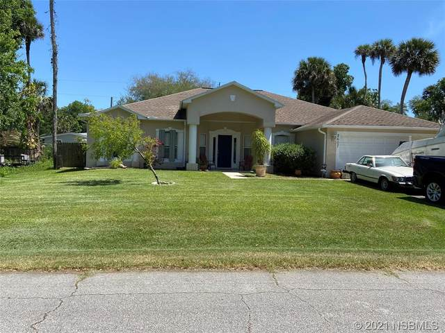 2607 Needle Palm Drive, Edgewater, FL 32141 (MLS #1063114) :: Florida Life Real Estate Group