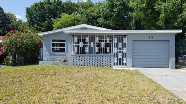 630 Ruth Street, Daytona Beach, FL 32114 (MLS #1063126) :: Florida Life Real Estate Group