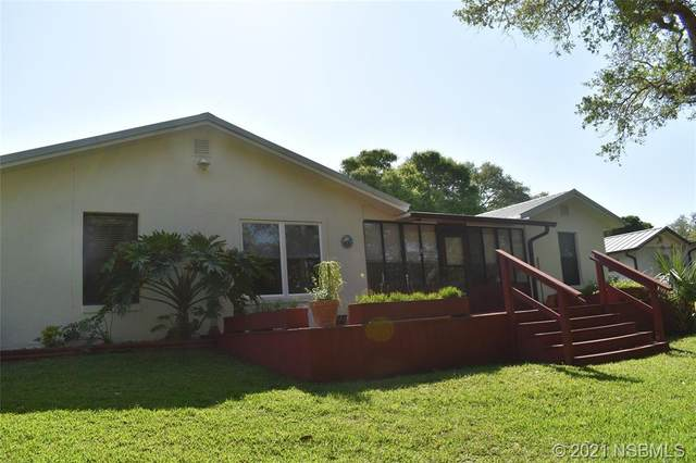 828 S Cooper Street, New Smyrna Beach, FL 32169 (MLS #1063146) :: Florida Life Real Estate Group