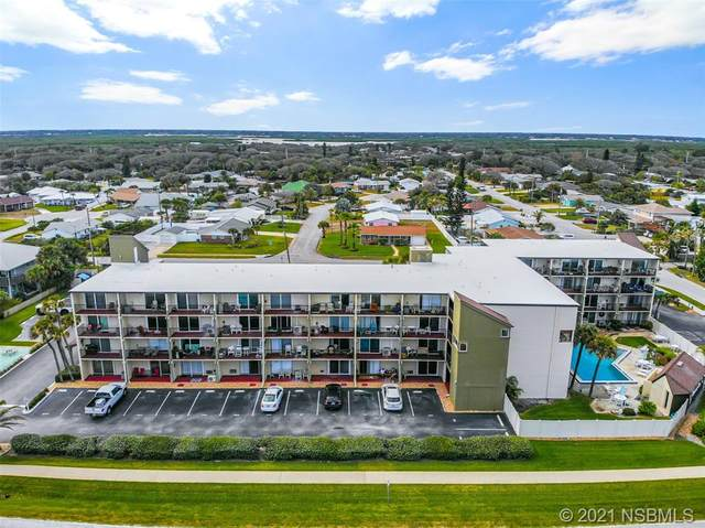3700 S Atlantic Avenue #408, New Smyrna Beach, FL 32169 (MLS #1063155) :: Florida Life Real Estate Group