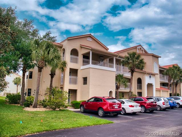 443 Bouchelle Drive #202, New Smyrna Beach, FL 32169 (MLS #1063221) :: BuySellLiveFlorida.com