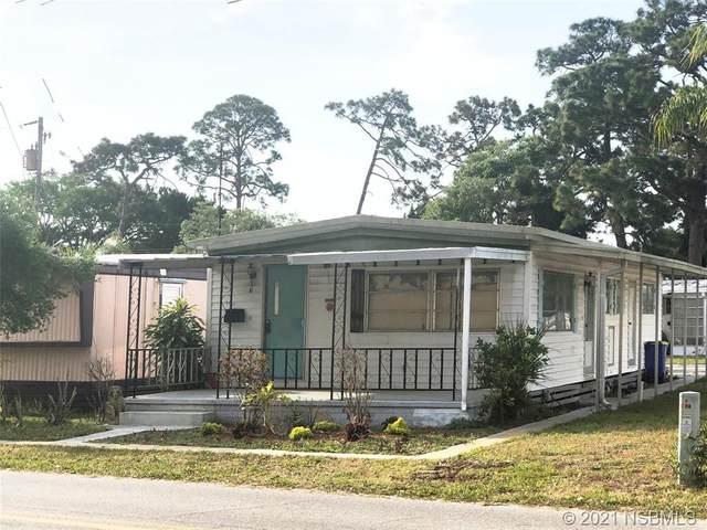2201 S Ridgewood Avenue 1A, Edgewater, FL 32141 (MLS #1063238) :: Florida Life Real Estate Group