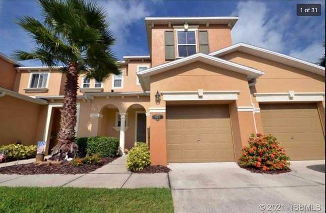 654 Mount Olympus Boulevard, New Smyrna Beach, FL 32168 (MLS #1063252) :: BuySellLiveFlorida.com
