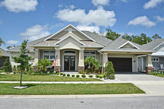 3207 Medici Boulevard, New Smyrna Beach, FL 32168 (MLS #1063270) :: BuySellLiveFlorida.com