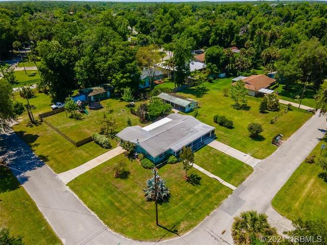 594 Oliver Drive, New Smyrna Beach, FL 32168 (MLS #1063385) :: Florida Life Real Estate Group