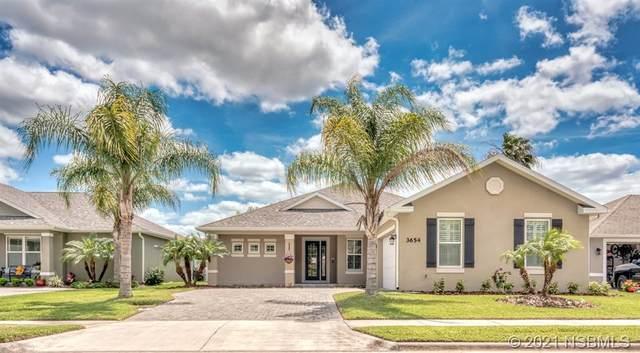 3654 Pegaso Avenue, New Smyrna Beach, FL 32168 (MLS #1063388) :: BuySellLiveFlorida.com