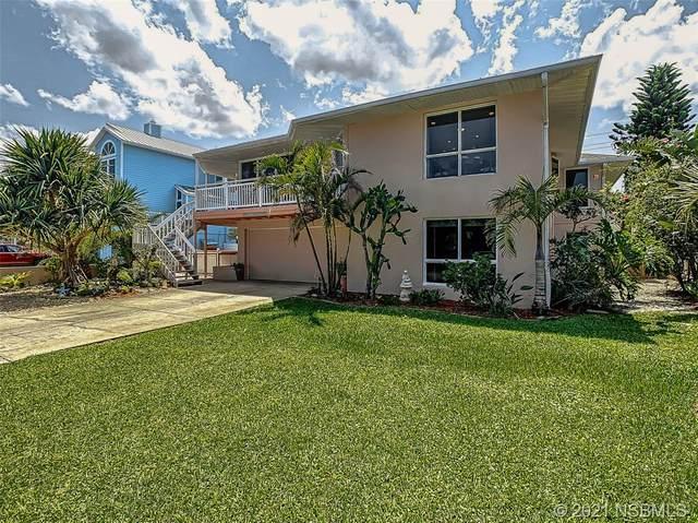 4610 Van Kleeck Drive, New Smyrna Beach, FL 32169 (MLS #1063427) :: Florida Life Real Estate Group