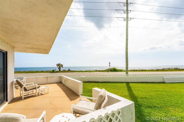 3500 S Ocean Shore Boulevard #112, Flagler Beach, FL 32136 (MLS #1063430) :: Florida Life Real Estate Group