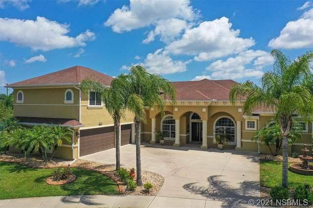 613 Mura Court, New Smyrna Beach, FL 32168 (MLS #1063461) :: BuySellLiveFlorida.com
