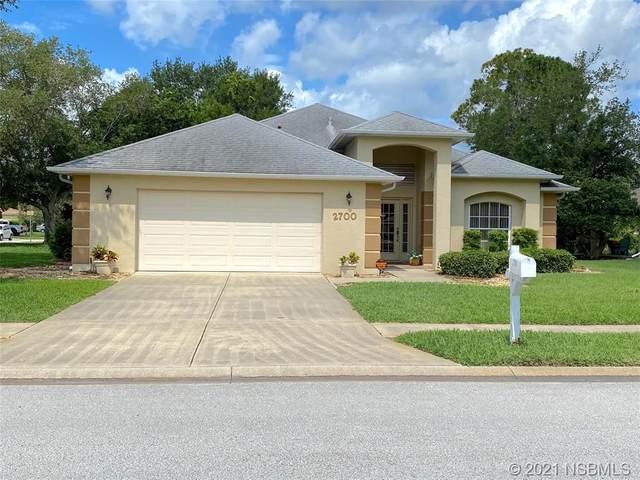 2700 Turnbull Estates Drive, New Smyrna Beach, FL 32168 (MLS #1063495) :: Florida Life Real Estate Group