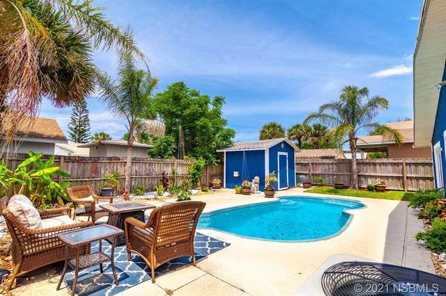 804 Hope Avenue, New Smyrna Beach, FL 32169 (MLS #1063525) :: Florida Life Real Estate Group