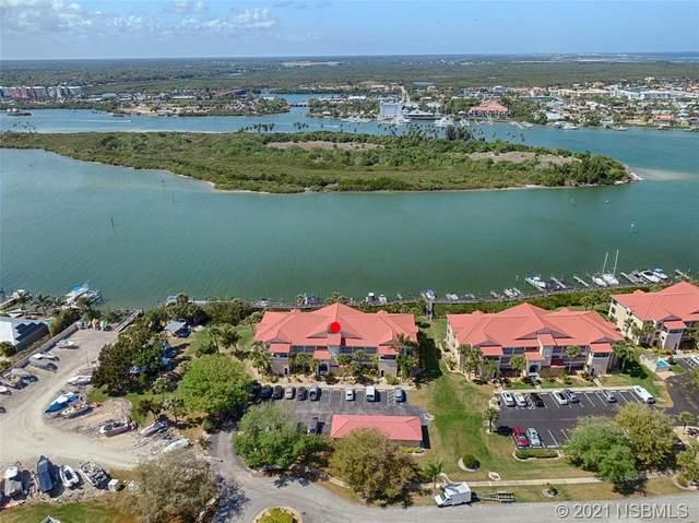464 Bouchelle Drive #103, New Smyrna Beach, FL 32169 (MLS #1063535) :: BuySellLiveFlorida.com