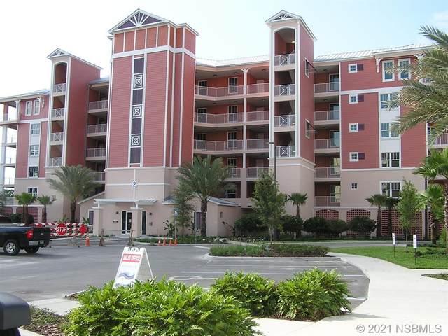 2 N Riverwalk Drive 2-602, New Smyrna Beach, FL 32169 (MLS #1063561) :: BuySellLiveFlorida.com