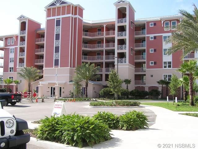 2 N Riverwalk Drive 2-203, New Smyrna Beach, FL 32169 (MLS #1063563) :: BuySellLiveFlorida.com