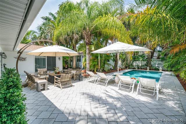 11 Palm Drive, New Smyrna Beach, FL 32169 (MLS #1063570) :: Florida Life Real Estate Group