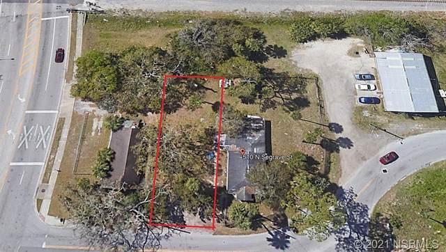 508 N Segrave Street, Daytona Beach, FL 32114 (MLS #1063595) :: Florida Life Real Estate Group
