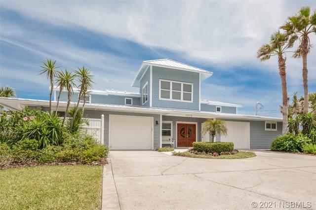 4505 Van Kleeck Drive, New Smyrna Beach, FL 32169 (MLS #1063602) :: Florida Life Real Estate Group