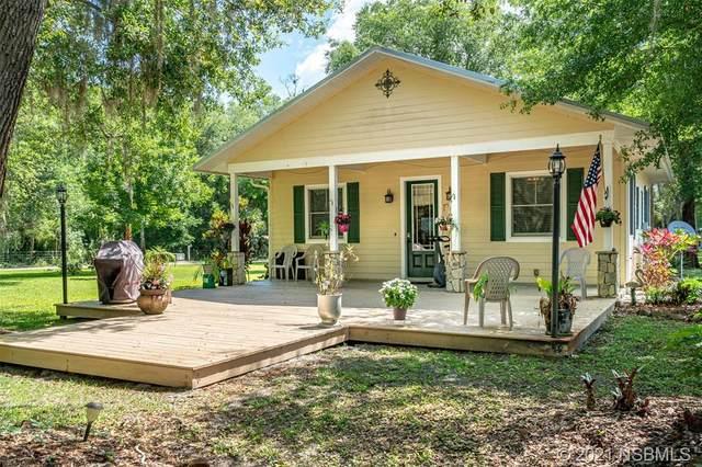 4445 Cow Creek Road, Edgewater, FL 32141 (MLS #1063620) :: Florida Life Real Estate Group