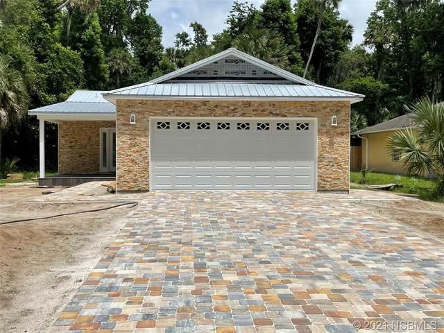 323 S Wild Orange Drive, New Smyrna Beach, FL 32168 (MLS #1063637) :: Florida Life Real Estate Group