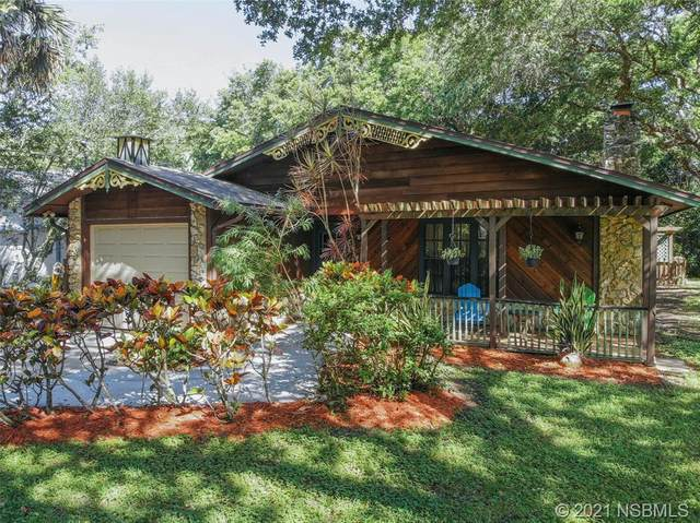 810 E 20th Avenue, New Smyrna Beach, FL 32169 (MLS #1063664) :: Florida Life Real Estate Group