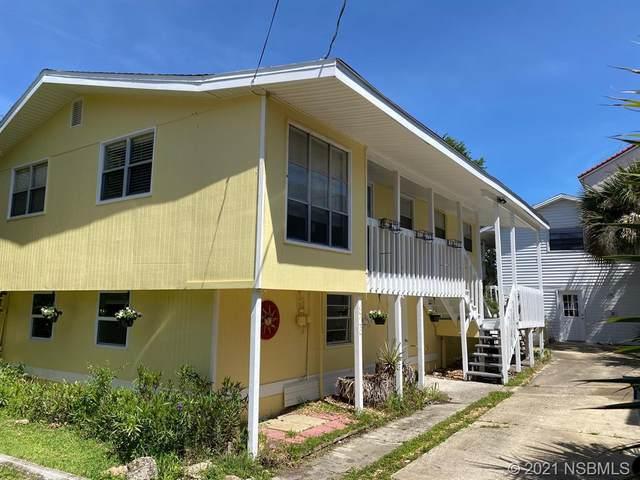 826 Flounder Avenue, New Smyrna Beach, FL 32169 (MLS #1063770) :: Florida Life Real Estate Group