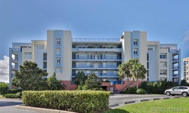5300 Atlantic Avenue 5-605, New Smyrna Beach, FL 32169 (MLS #1063811) :: Florida Life Real Estate Group