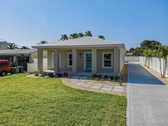 833 E 26th Avenue, New Smyrna Beach, FL 32169 (MLS #1063830) :: Florida Life Real Estate Group