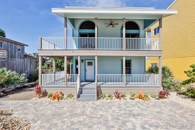 6840 S Atlantic Avenue, New Smyrna Beach, FL 32169 (MLS #1063895) :: Florida Life Real Estate Group