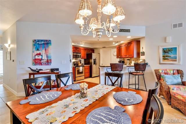 5300 S Atlantic Avenue 13-202, New Smyrna Beach, FL 32169 (MLS #1064080) :: Florida Life Real Estate Group