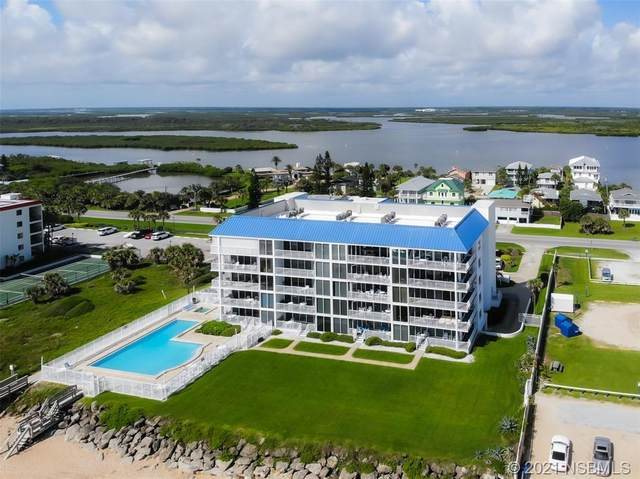 6695 Turtlemound Road #5040, New Smyrna Beach, FL 32169 (MLS #1064324) :: Florida Life Real Estate Group