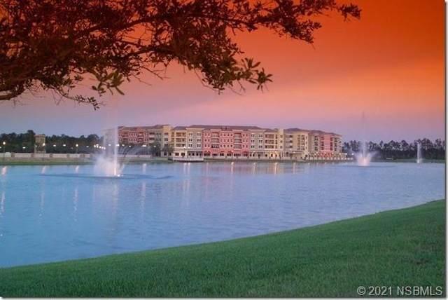 424 Luna Bella Lane #412, New Smyrna Beach, FL 32168 (MLS #1064425) :: Florida Life Real Estate Group
