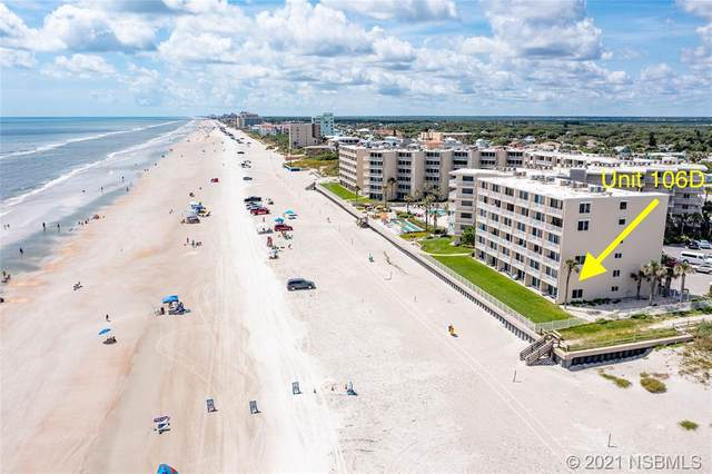 2401 S Atlantic Avenue D106, New Smyrna Beach, FL 32169 (MLS #1064441) :: Florida Life Real Estate Group