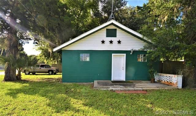 200 W Park Avenue, Edgewater, FL 32132 (MLS #1064567) :: Florida Life Real Estate Group