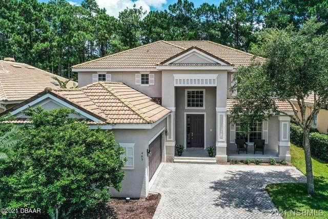 463 Luna Bella Lane, New Smyrna Beach, FL 32168 (MLS #1064593) :: Florida Life Real Estate Group