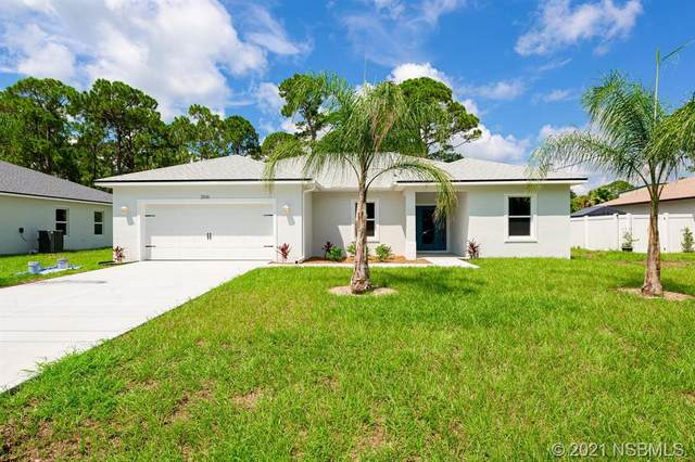 2616 Fern Palm Drive, Edgewater, FL 32141 (MLS #1064617) :: Florida Life Real Estate Group