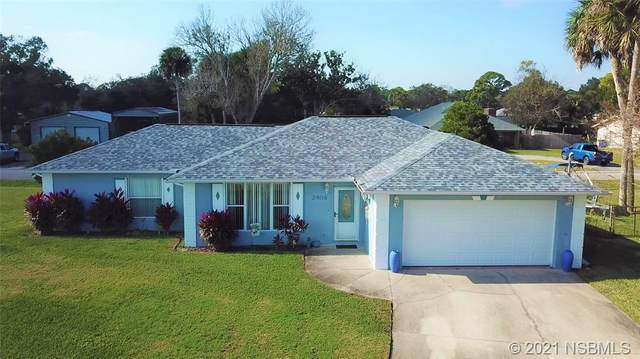 2406 Glenwood Drive, Edgewater, FL 32141 (MLS #1064620) :: Florida Life Real Estate Group