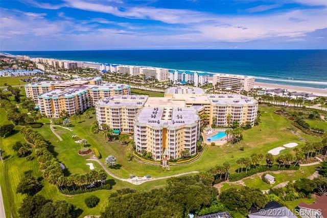 4650 Links Village Drive C606, Ponce Inlet, FL 32127 (MLS #1066081) :: Florida Life Real Estate Group